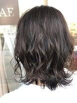 ヘアアンドメイクグラチア(HAIR and MAKE GRATIAE)モテ髪♪アッシュグレージュ