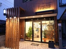finesse hair design