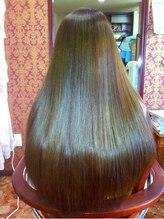 ヘアー ジュンジュン(hair Junjun)憧れのサラサラロングSTYLE