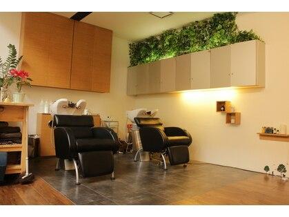 ヘアールーム グリン(Hair room GRin)の写真