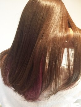 ナンブ セントラル(nambu-CENTRAL)の写真/憧れのCMのような艶を手に入れる!奥の奥の細胞レベルまで成分を届けて補修していくから、芯から潤う髪に…