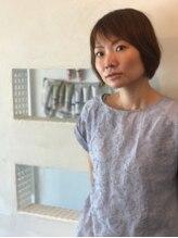 アークサンクチュアリー シュシュ(ark sanctuary Shu shu hair design)内田 恵子