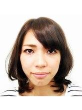 ブラウンヘアーデザイン(BROWN hair design)定番ゆるふわミディアムボブ