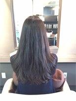 ディアローグ 瑞江店(DEAR-LOGUE)毛先の向きは内巻きに自然にまとまる重ためローレイヤー 瑞江