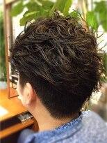 ギフト ヘアー サロン(gift hair salon)大人カジュアルパーマスタイル (熊本・通町筋・上通り)