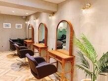 オーブ ヘアー スアン 武蔵小山店(AUBE HAIR suan)の雰囲気(開放感の店内で、くつろぎの時間をお過ごしください。※イメージ)