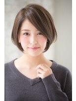 アンアミ オモテサンドウ(Un ami omotesando)【Unami】小倉太郎 大人きれいなショートボブスタイル