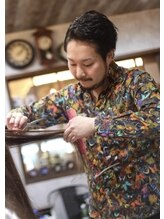 カフェアンドヘアサロン リバーブ(cafe&hair salon re:verb)田口 智大
