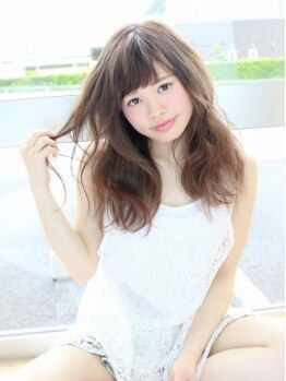 ヘアアンドスパピノキオ(HAIR&SPA PINOKIO)の写真/「最新トレンド」と「似合わせ」であなただけのカラーを実現★【PINOKIO】ならお洒落可愛く変身できる♪