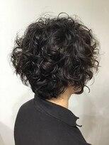 ヘアープラン チョイス 上連雀店(Hair Plan CHOICE)マッシュ スパイラルパーマ