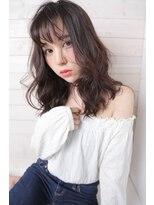 ハロ (Halo hair design)暗髪せみでぃ