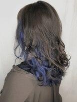 ソース ヘア アトリエ(Source hair atelier)【SOURCE】インナーナイトブルー