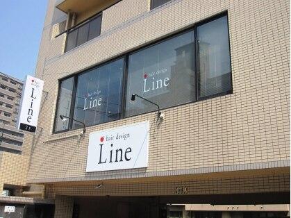 ヘアーデザイン ライン(hair design Line)の写真