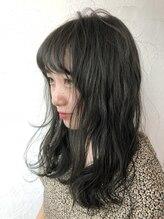 ゴッドヘアーアンドメイク 前橋元総社店(GOD Hair&Make)ベイリーフのメッシュカラー