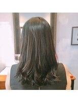 ミーノ(mieno)【髪質改善】ウル艶髪で上品な印象◎ゆるふわカール【自由が丘】