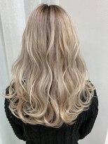ルノン シェリー(LUNON cheliy)【LUNON cheliy】White blond