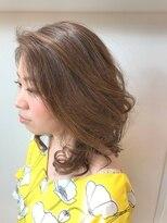 ヘアーサロン ユユ(HAIR SALON YuYu)アレンジ自由自在♪ふわふわカール