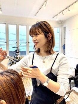テンバイシオミエイチ(10 by shiomi H)の写真/受賞歴あり&有名ファッション誌にも掲載の実力派stylistの高度な技術とセンスで至上最高のあなたへ…♪