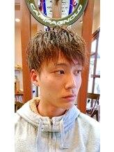 ヘアーズ フカセ(hair's Fukase)『ツーブロック ツイスト♪』