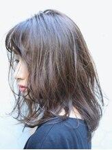 シュモレ クレアール【shumore crear】髪質改善○ブラウンアッシュの大人透明感