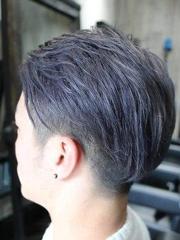 フェイスヘアーデザイン(Faith Hair Design)の写真/ビジネスマンからバンド系まで幅広く対応♪こだわりの強い方も◎あなたの理想のヘアスタイルに仕上げます!