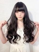 ◇髪質改善ツヤ巻きスーパーロング◇ミネコラ.目黒