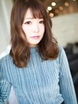 アグ ヘアー ドレス 喜久田店(Agu hair dress)☆クールな大人のセミディ☆