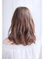 シュシュット(chouchoute)美髪デジタルパーマ/バレイヤージュノーブル/クラシカルロブ/958