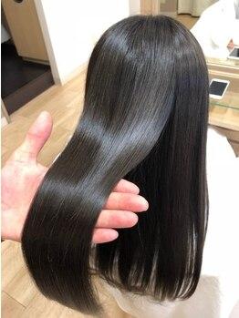 プッカ ヘアー(pukka hair)の写真/【髪質改善ヘアエステ】大人の綺麗は艶髪から!アミノ酸が髪の中心まで届きハリコシのある美髪へ…