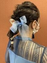 コレットヘア(Colette hair)◎結婚式およばれセット◎
