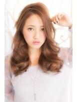 ステージ(STAGE)☆STAGE 髪質改善低温デジタルパーマで作るセミロング☆Kensuke