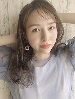 モウ ライフヘアー(MOW LIFE HAIR)MOW☆フォギーアッシュ