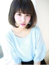 アグ ヘアー ドーバー 諏訪店(Agu hair dover)王道☆ナチュラルボブ×ダークトーン