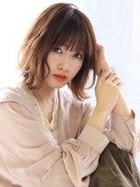 ヘアリゾート ブーケ(hair+resort bouquet)【bouquet】ファッション感◎レイヤーボブ