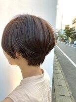 リゾートフォーヘアー 嵯峨店(ReSORT FOR HAIR)ショートスタイル