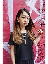 ニーナ ビューティーサロン(NINA Beauty Salon)グラデーションプルエクステ☆