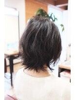 ヘアースタジオ ライト(HAIR STUDIO LIGHT)☆バッサリ切るならパーマ♪可愛くお手入れも楽に☆