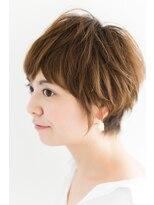リル ヘアーデザイン(Rire hair design)【Rire-リル銀座-】絶壁解消☆美シルエットショート