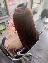 ミミック (mimic)soft pink brown TRICKstyle!