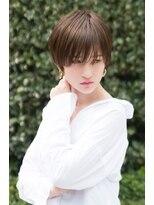 クールショート/ハンサムショート/ハイライト/前髪カタログ