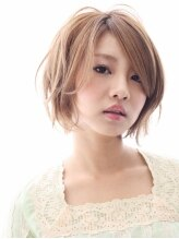 ミエルヘアーアンドスパ(miel hair&spa)◆miel◆ relax short bob