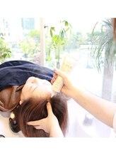 ☆ 落ち着いた大人の空間での、髪 と 頭皮 ・ 『 こころ 』 のエイジングケア ☆