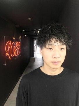 アブアイロス(LOSS)【stylist/shogo】ルードツイスト