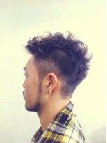 ヘアーアンドメイク ポッシュ 森下店(HAIR&MAKE POSH)ワイルドパーマ