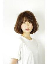 アウルム ヘアアンドスパ(aurum hair&spa)【ショート】ノームコアボブ