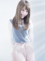 リリースセンバ(release SEMBA)releaseSEMBA『サラッとオシャレにモテ髪♪プラチナベージュ☆』