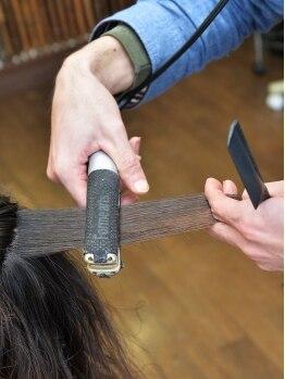 ヘアーズ和(Hair's)の写真/まっすぐストレートに飽きたら…悩み改善×オシャレのストカール♪あなたのなりたい髪型を叶えます☆