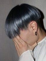 オムヘアーフォー(HOMME HAIR 4)ダークシルバー 【HOMME HAIR4 熊田】