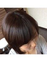 ディアローグ 瑞江店(DEAR-LOGUE)縮毛矯正で丸みをつける方法。 瑞江