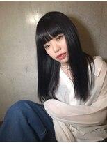 フェス カットアンドカラーズ(FESS cut&colors)ディープヴァイオレットアッシュ【福岡美容室FESS】